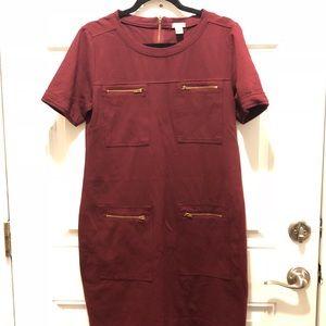 Jcrew Ponte dress